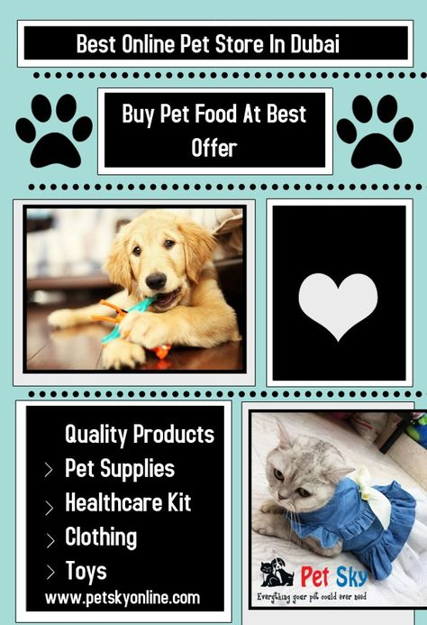 Pet Sky Online Is An Online Shop For Pet Food And Other Stuff Buy