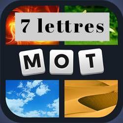 Solution 4 images 1 mot 7 lettres. ♡ Toutes les solutions mises à jour pour les mots de 7 lettres. Nous vous aidons à continuer à pr… | 8 lettres, Lettre a, 4 image