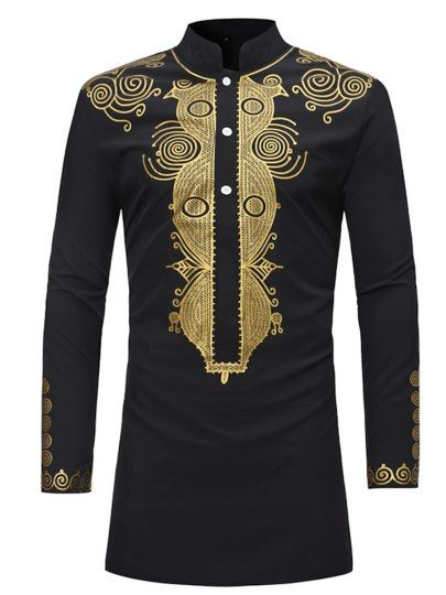 African Clothing for Men Dashiki African Men by AfricaBlooms | Men wear |  Pinterest | African men, Dashiki and Africans