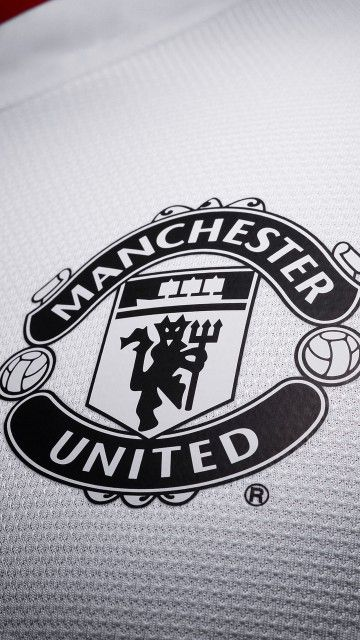 Manchester United Uniform Logo Black White Android Wallpaper Wallpaperiphone Lockscreenw In 2020 Manchester United Wallpaper Manchester United Logo Manchester United