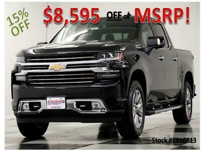 Ebay Advertisement 2019 Chevrolet Silverado 1500 Msrp 59240 High