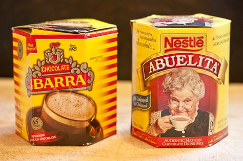 Abuelita -  chocolate
