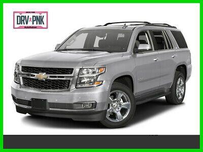Ebay Advertisement 2016 Chevrolet Tahoe Ls 2016 Ls Used 5 3l V8 16v Automatic Rear Wheel Drive Suv Onstar Premi Chevrolet Tahoe Chevrolet Rear Wheel Drive