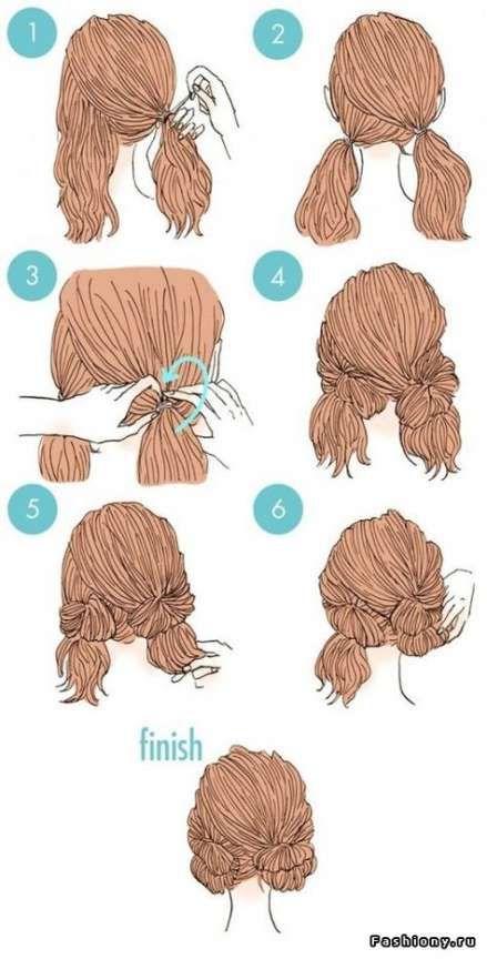 45 Trendy Hairstyles Everyday Short Everyday Hairstyles Cute Simple Hairstyles Cute Hairstyles