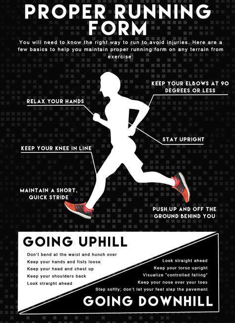 proper running form plainresume - proper running form