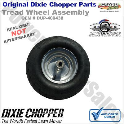 Details About Dixie Chopper Motor Cycle Tread Wheel Assembly Lawn Mowers Tractors Dup 400438 In 2020 Lawn Mower Tractor Chopper Mower