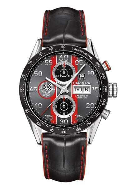 TAG Heuer Carrera Goodwood Speed Festival Limited Edition Watch