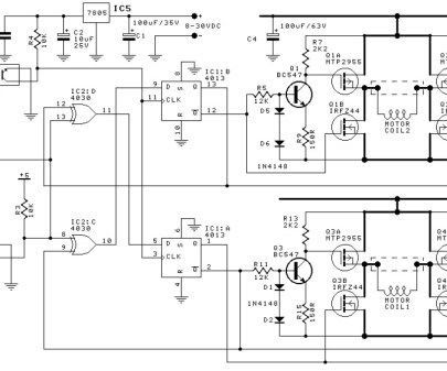 Stepper Motor Driver Circuit Diagram And Explanation Looking For Details About Stepper Motor Circuit Diagram Unip In 2020 Stepper Motor Motor Electronic Schematics