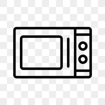 Vector Microwave Oven Icon Oven Clipart Oven Icons Microwave Icons Png And Vector With Transparent Background For Free Download Microwave Oven Icon Kitchen Icon