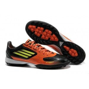 Adidas F10 TRX TF Turf Orange Noir Vert