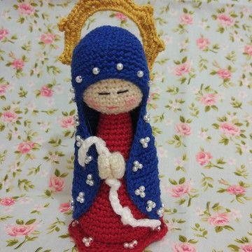 Boneca Emília em Amigurumi no Elo7 | Soso Crochet by Verônica ... | 360x360