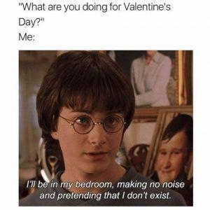 Funny Single Memes For Those Spending Valentines Day Alone In 2020 Funny Single Memes Valentines Day Memes