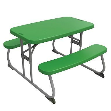Lifetime Childrens Picnic Table With Images Kids Picnic Table Picnic Table Folding Picnic Table