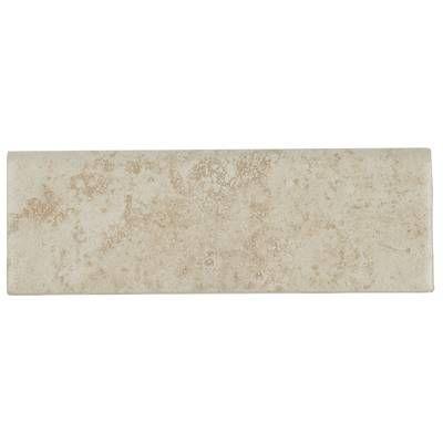 Crema Marfil Marble Bullnose Tile Trim In White Bullnose Tile Tile Trim Emser Tile