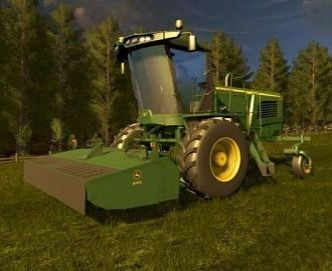 Making hay  #fs17 #fs19 | farming simulator 19 | Tractors