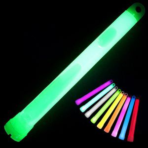 6 Inch Glow Sticks 8 Hour Standard In 2020 Glow Sticks Glow Stick