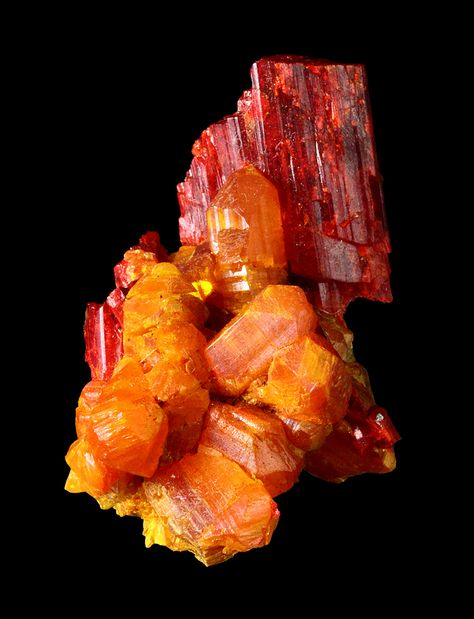 realgar with orpiment - humboldt county, nevada