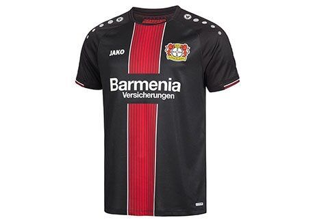 Bayer Leverkusen 2018/2019 Home Kit.   Sports jersey, Football ...