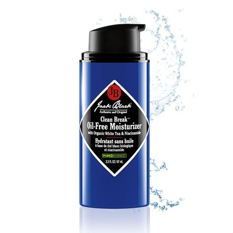 Jack Black Clean Break Moisturiser Review.  http://www.maleskin.co.uk/male-skin-blog/jack-black-clean-break-moisturizer-review/