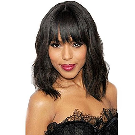 Hairphocas 14 inch 1 clip in remy human hair extensions jet black hairphocas 14 inch 1 clip in remy human hair extensions jet black color short real straight sexy fashion hair style for african american women 7 pi pmusecretfo Images