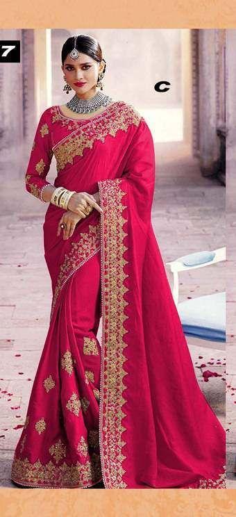 Bollywood Prachi Saree Indian Party Wedding Wear Sari Pakistani Designer Ethnic