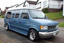 Ford Econoline E150 Day Van Camper Motorhome Vans Day Van