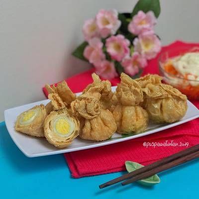 Resep Ekado Ayam Udang Oleh Susan Mellyani Resep Makanan Resep Masakan Asia Saus Sambal