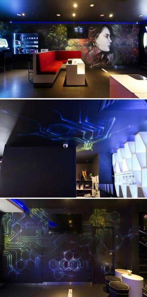 Murals - iDarts Hive