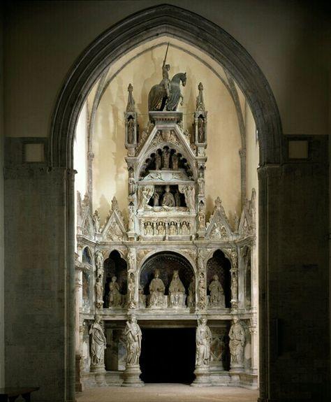 Resultado de imagen de San Giovanni a Carbonara Ladislao