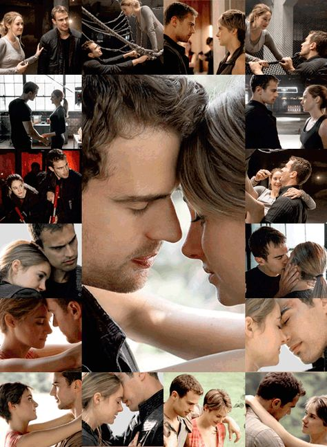Four and Tris from Divergent series