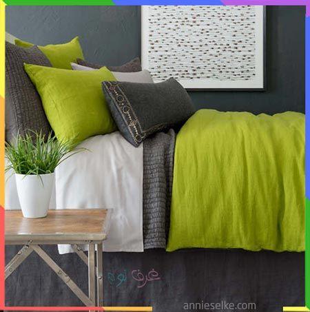 سرير نوم مرتب Bedding Sets Bed Spreads Bed