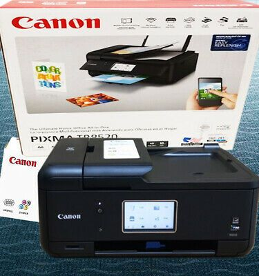 Canons Full Boxprinter Pixma Tr8520 Wireless In 2020 Gaming Products Arcade Electronic Products