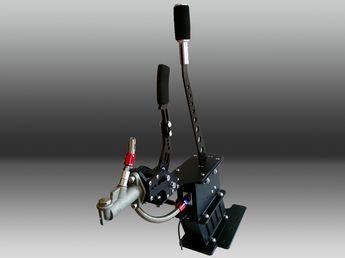 Simworx Sequential Shifter & Handbrake Set   Flight/Driving Sims