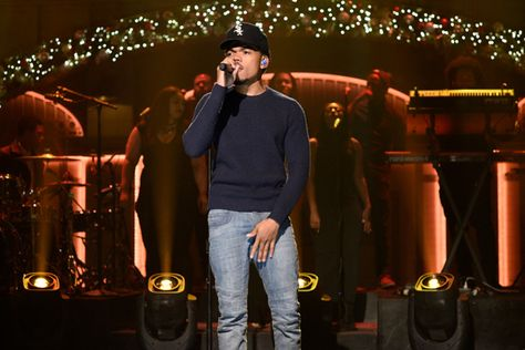 Merry Christmas Lil Mama.Chance The Rapper Jeremih Drop Surprise Holiday Mixtape