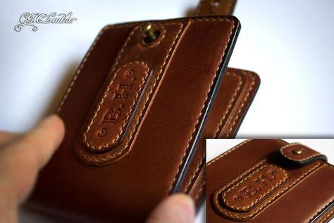 976ee479488d Мужской кожаный кошелёк