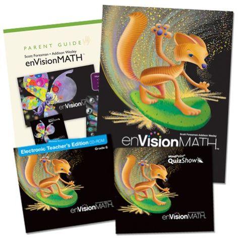 Math 2011 Homeschool Bundle Grade 6 By Scott Foresman Http Www Amazon Com Dp 0328697443 Ref Cm Sw R Pi Dp Yibhub1cp0pqs Envision Math Math Homeschool