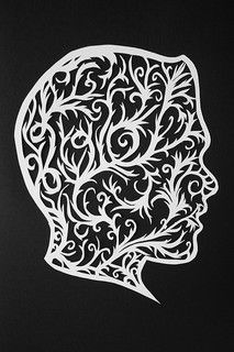 New Silhouette Design Papercut