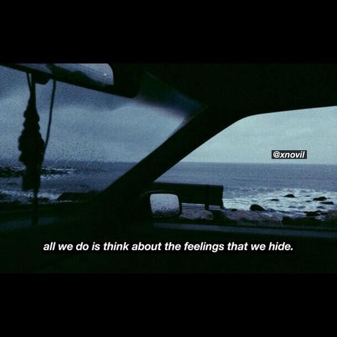 don't think.