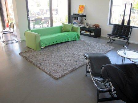 Polierter Betonboden   Eine Firma In Deutschland! Fußboden   Esszimmer  Leutkirch