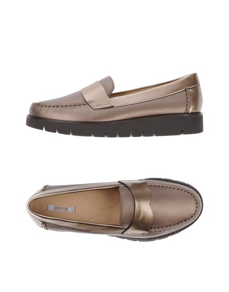 GEOX . #geox #shoes # | Geox | Loafers for women, Loafers