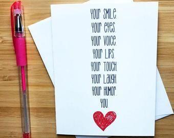 Video Game Valentines Card Gamer Gift Cute Love Card Romantic