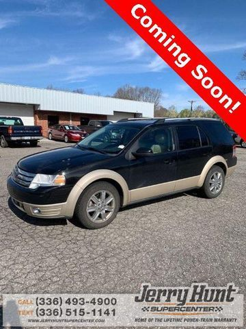 See The 2008 Ford Taurus X Eddie Bauer In Lexington Nc For 5 967 With A Vin Of 1fmdk07w78ga08827 See Hi Res Pictures Prices Ford New Cars