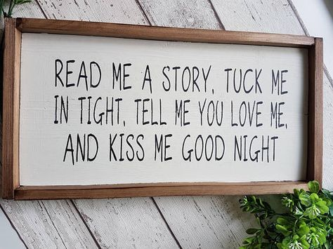 Kids Nursery Family Memories Storytime Read Me A Story Sign Quote Home Furniture Diy Home Decor