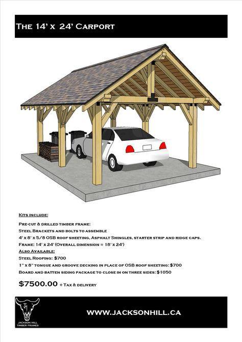 Car Port 14 60 X 24 60 Jpg Carport Carport Designs Carport Plans