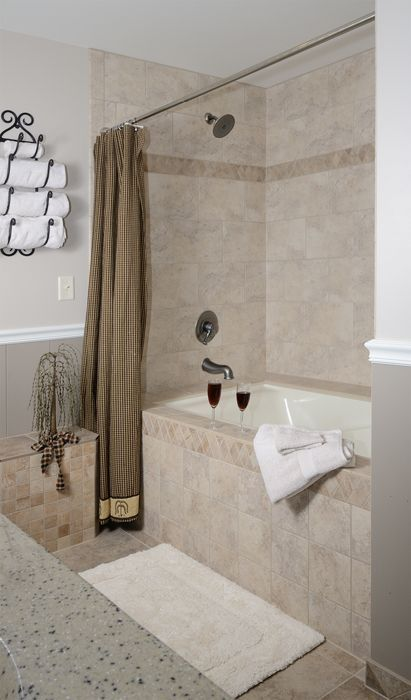 bathroom whirlpool tub shower combo. Bathtub Shower Combo  Tub Millcreek Plumbing LLC remodel Pinterest shower combo and Bathtubs