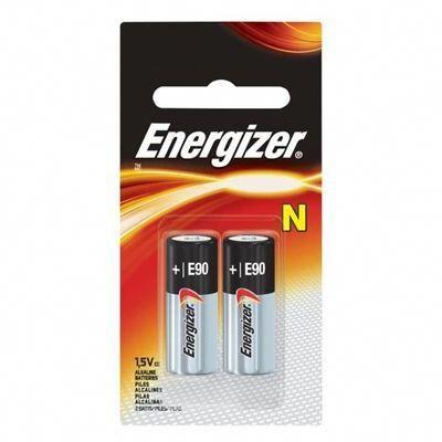 Energizer Battery E90bp 2 2 Pack N Alkaline Batteries Energizer Energizer Battery Solar Panel Cost