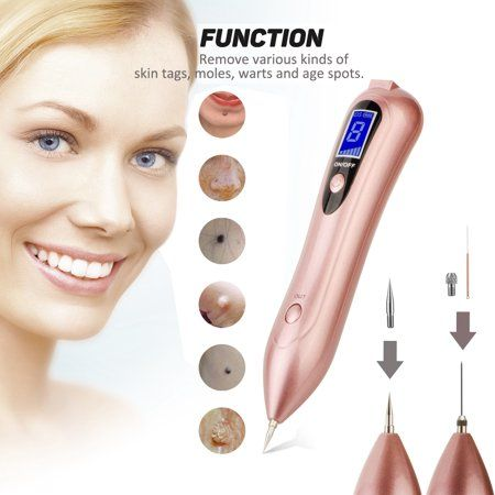 Skin Tag Mole Remover Portable Rechargeable Mole Removal Pen For