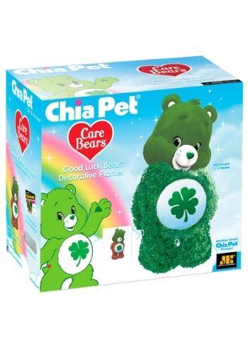 Good Luck Bear Chia Pet Care Bears Bear Luck Good Chia Pet Novelty Gifts Pet Care