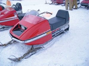 Spent Many Happy Days On A Rupp American Snowmobile D Snowmobile Vintage Sled Snow Machine