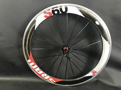 Sponsored Ebay Sram S60 Aero Clincher Rear Wheel Only Carbon Aluminum Sram Shimano 9 10 In 2020 Bicycle Tires Bike Tire Shimano